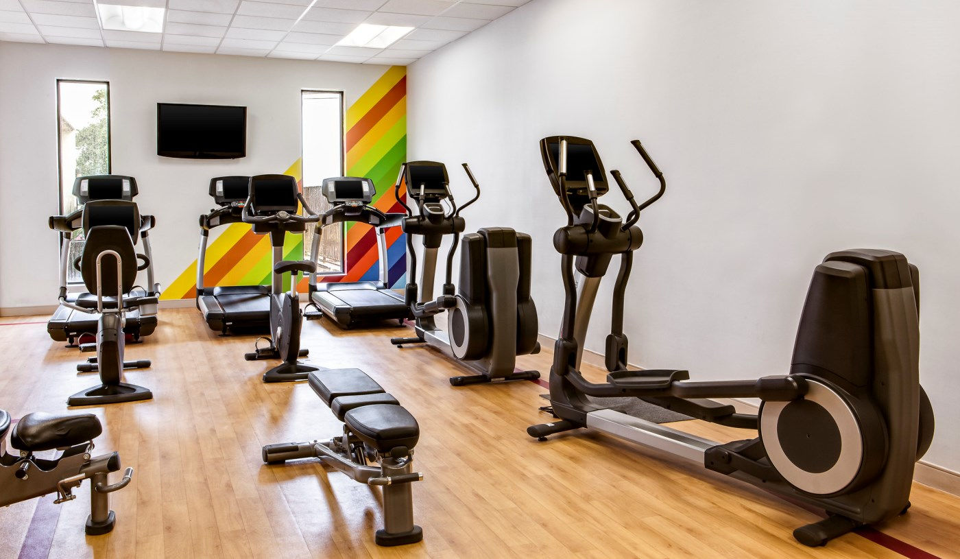 Omaha Hotel Features - Fitness Center